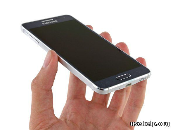 Разобрать Samsung Galaxy Alpha