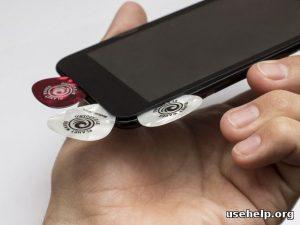 Разобрать Alcatel One Touch Fierce