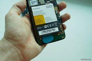 Разобрать Alcatel SCRIBE HD (8008D)