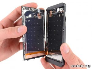 Разобрать BlackBerry Z10