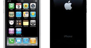 Разобрать iPhone 3G 3GS