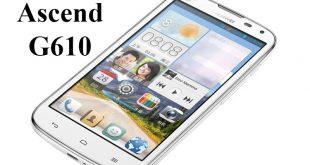 Разобрать Huawei Ascend G610