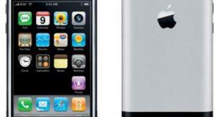 разобрать iPhone 2G
