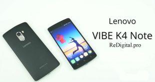 Разобрать Lenovo Vibe K4 Note