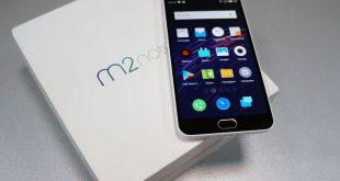 Разобрать Meizu M2 Note