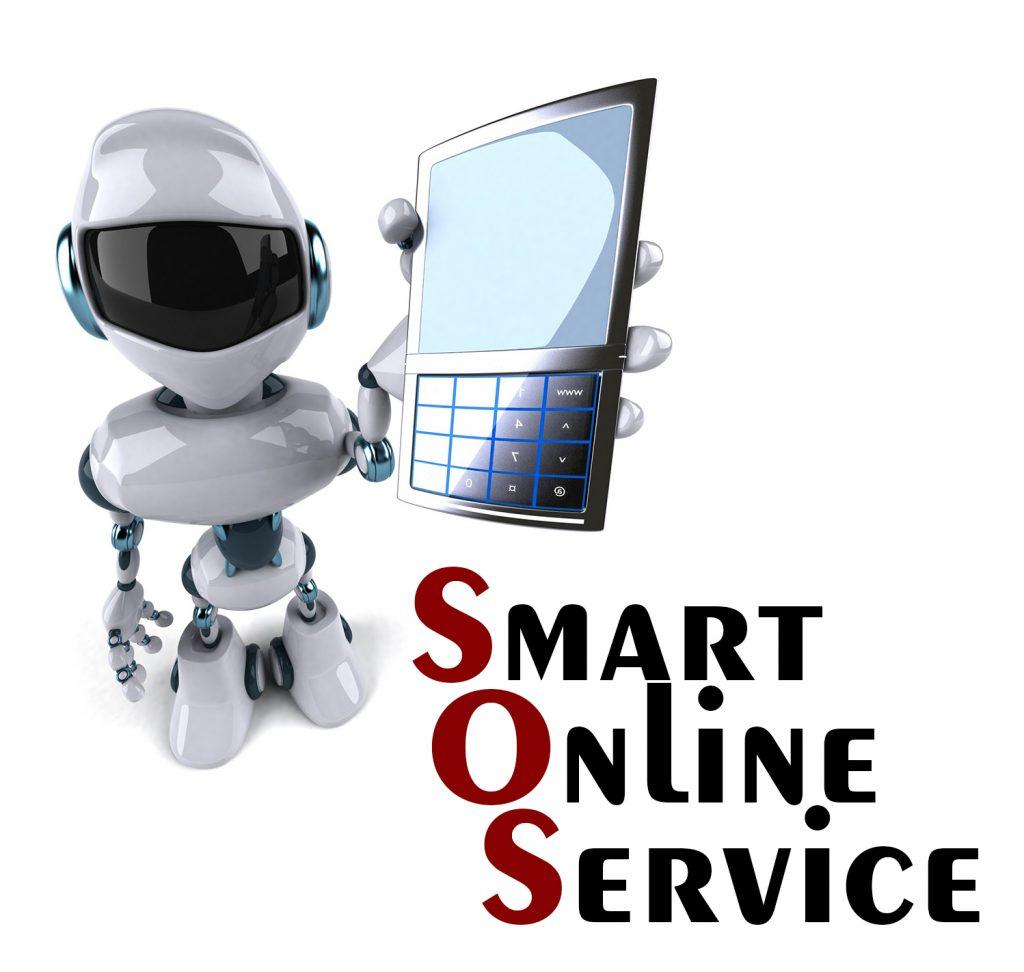 Онлайн-сервисный центр по ремонту сотовых телефонов