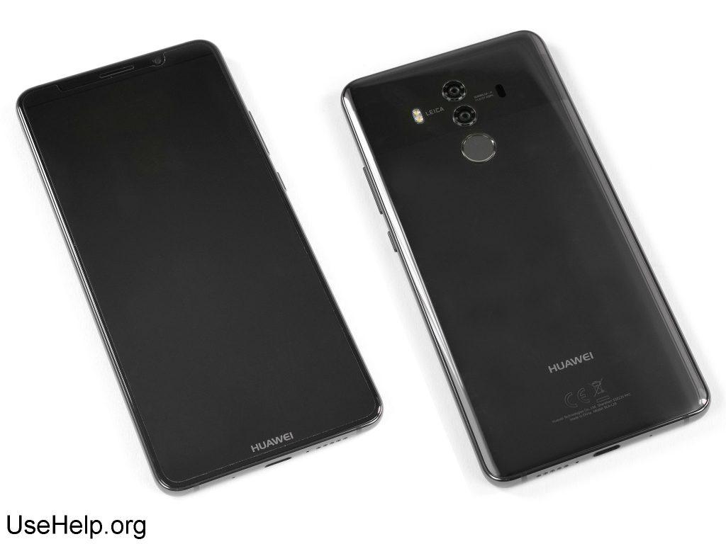 Разобрать Huawei Mate 10 PRO
