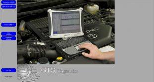 Программа диагностики Toyota Techstream V10.00.028