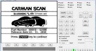 CASCADE 0.9.3 - Эмулятор CarmanScan 1 и HiScan Pro Device