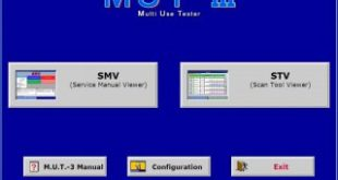 MUT-3 PRE15061-00 - дилерская программа для диагностики Mitsubishi