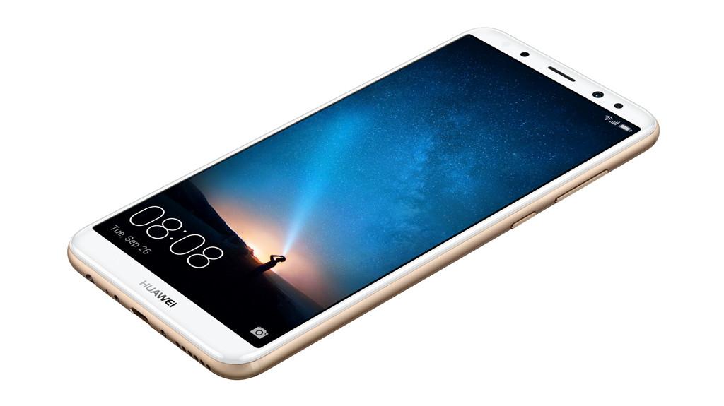 Прошивка Huawei Nova 2i
