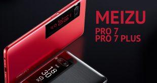 Прошивка Meizu Pro 7 Plus