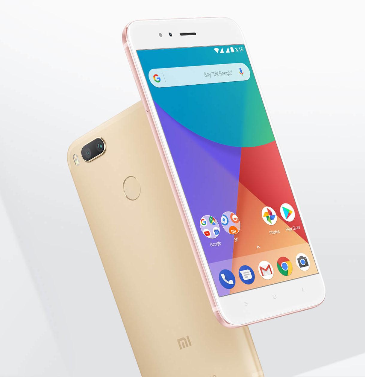 Прошивка Xiaomi Mi A1