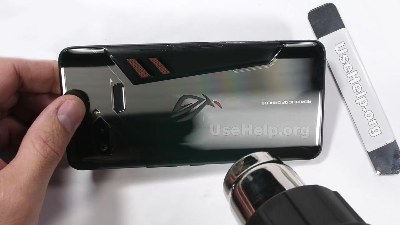 Разобрать Asus ROG Phone ZS600kl