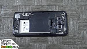 Разобрать LG V40 ThinQ