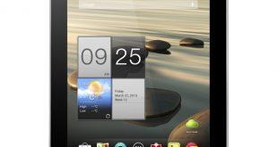 Официальная прошивка Acer Iconia A1-810/811