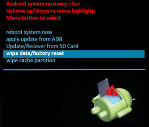Hard Reset Acer Iconia One 8 B1-830