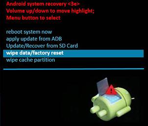 Hard Reset Acer Liquid Jade Zest Z528