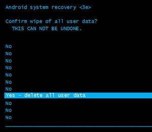Hard Reset ASUS ZenFone 3 Zoom ZE553KL