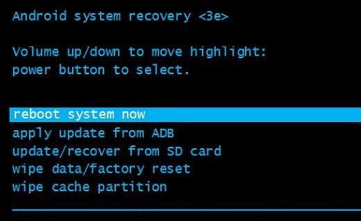 Hard Reset Asus ZenFone Go ZB500KL