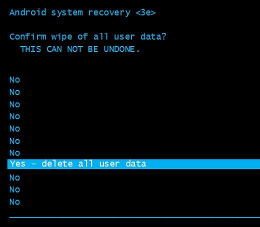 Hard Reset Asus ZenFone Live ZB501KL
