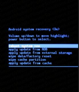 Hard Reset Asus Zenfone 2 Laser ZE500KL