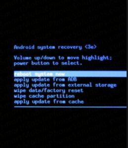 Hard Reset Asus Zenfone 3 ZE520KL