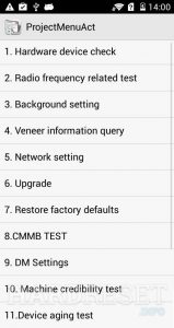 Hard Reset Huawei 7x