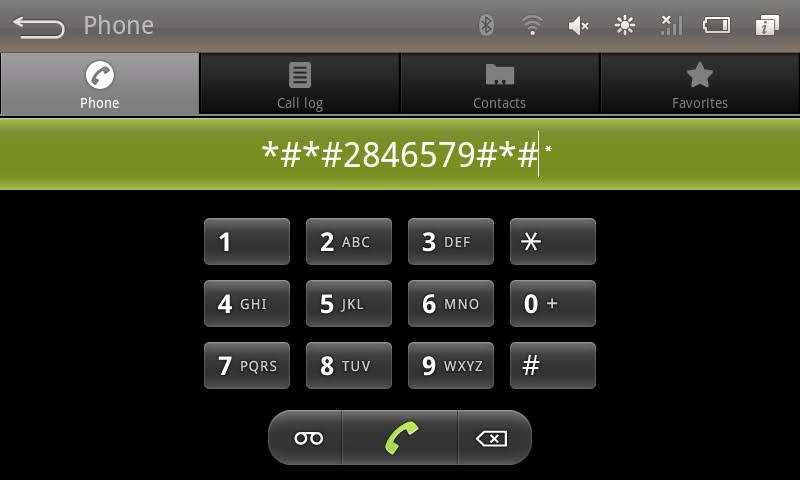 Hard Reset Huawei 8A