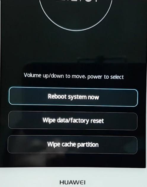 Hard Reset Huawei 9 Lite