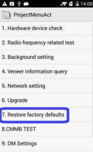 Hard Reset Huawei Honor 4C Pro