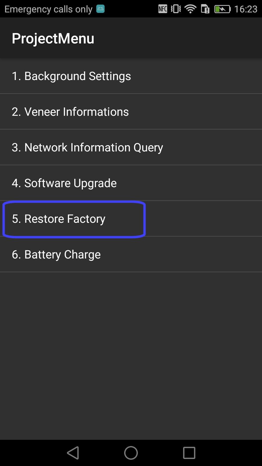 Hard Reset Huawei Mate 20 X 5G