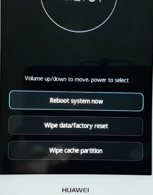 Hard Reset Huawei Mate 20 X