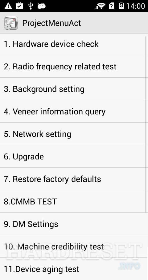 Hard Reset Huawei Nova