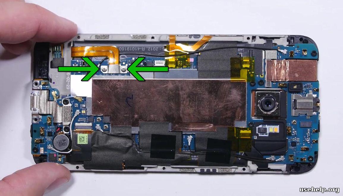 разобрать HTC 10