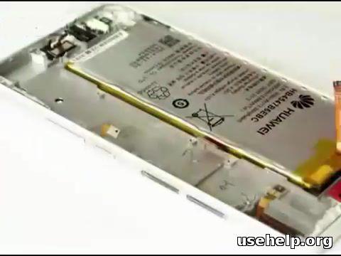 как разобрать Huawei Honor 6 Plus