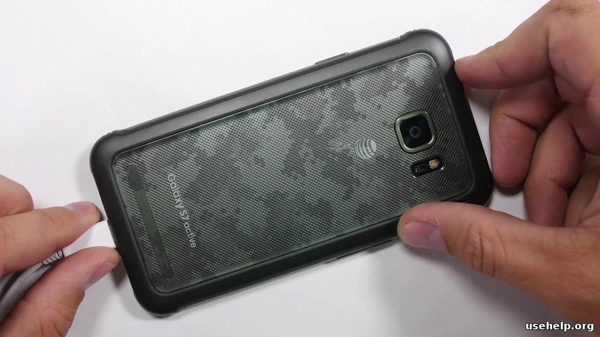 разобрать Samsung Galaxy S7 Active