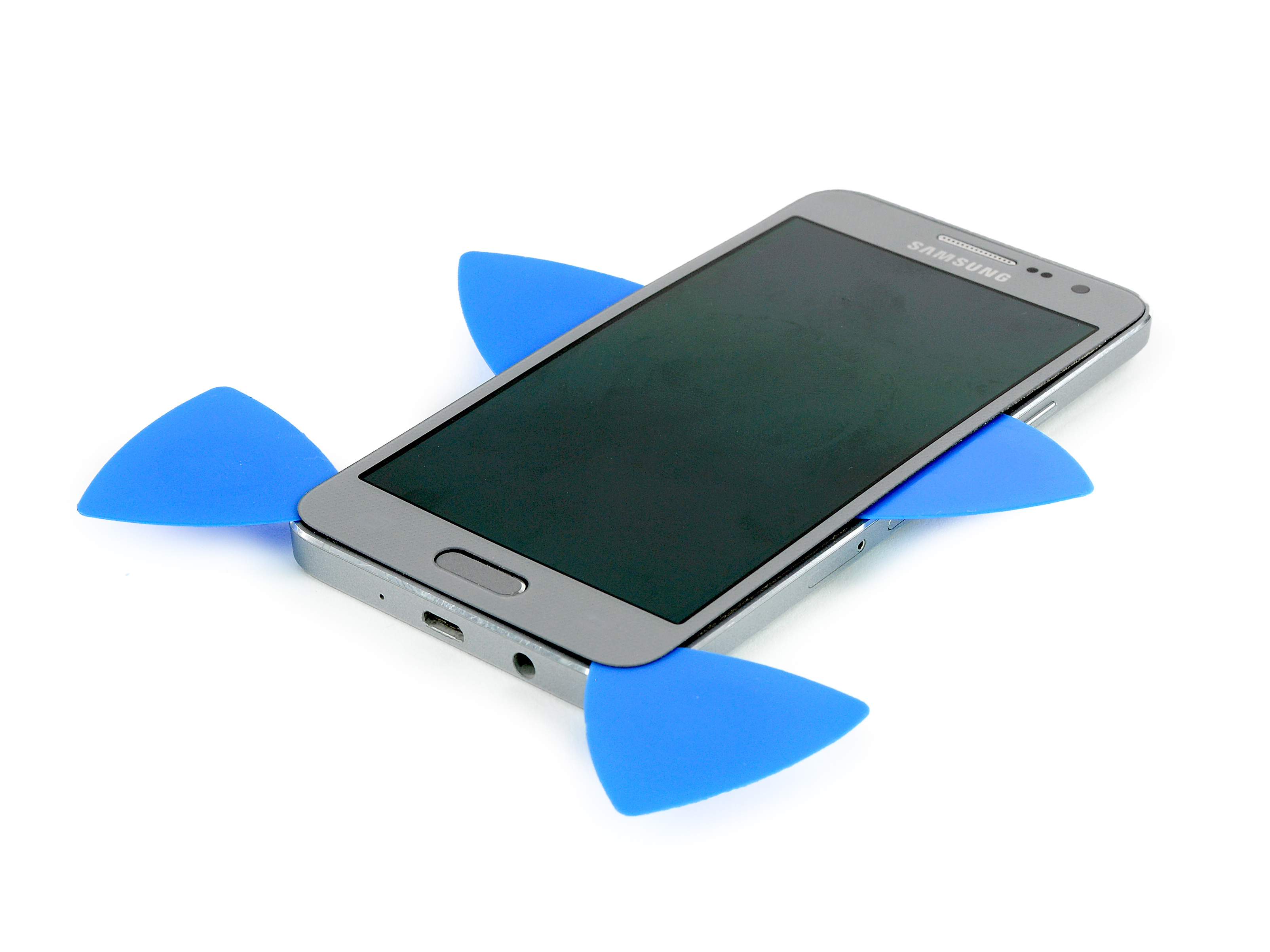 Разобрать Samsung Galaxy A3 2015
