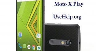 Разобрать Motorola Moto X Play XT1563