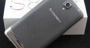 Прошивка Lenovo S8