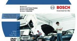 Программа диагностики Bosch ESI 2.0 20161 A1 B1 B3(D+E)