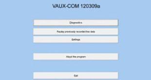 Программа диагностики Opel, Vauxhall, Holden с 1992 до 2012