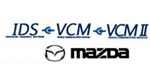 IDS VCM Mazda V92.04 - диагностика автомобилей Mazda