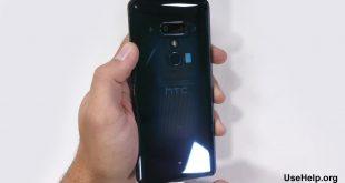 Разобрать HTC U12 Plus